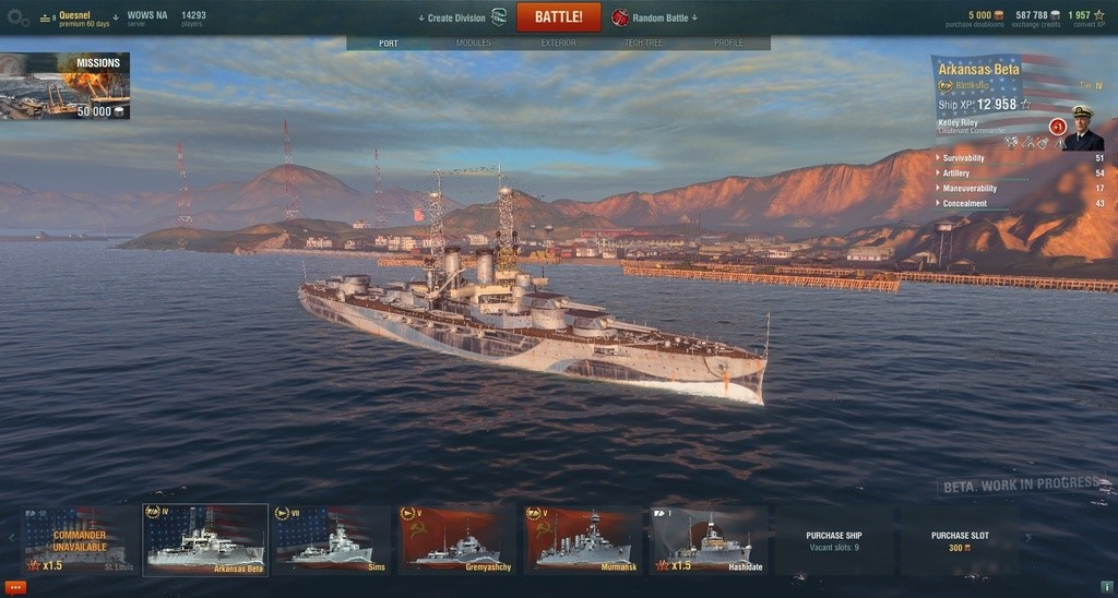 World of Warships CZ
