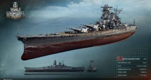 World of warships bitevní lodě