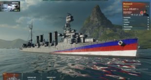 world of warships herní módy