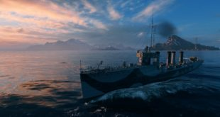 World of warships t2 us destroyer